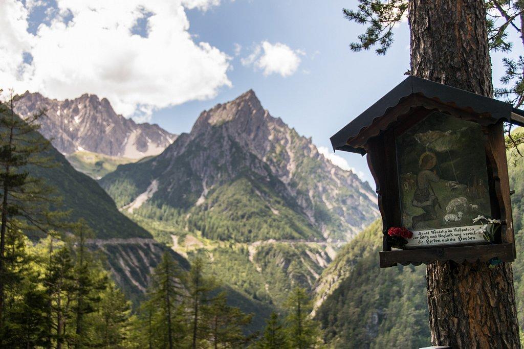 ... eine Alpenüberquerung