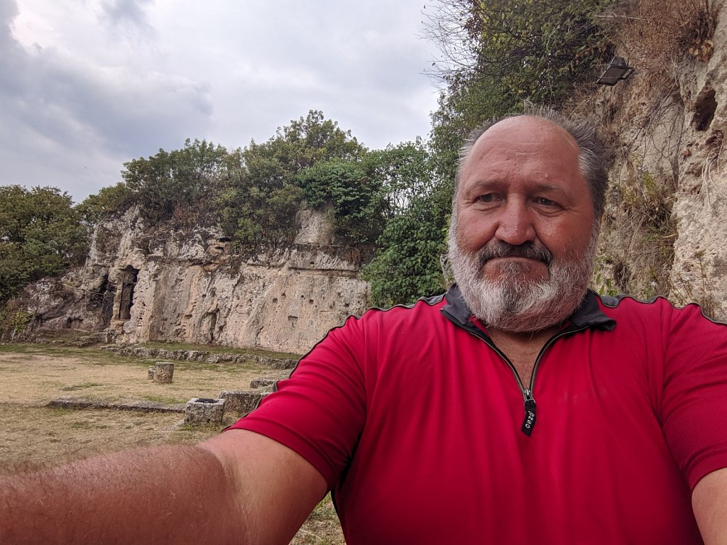 Selfie des Aristoteles