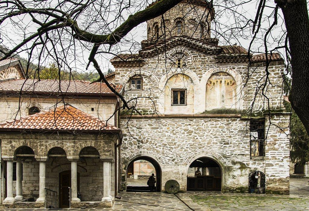 Das Kloster Batschkowo