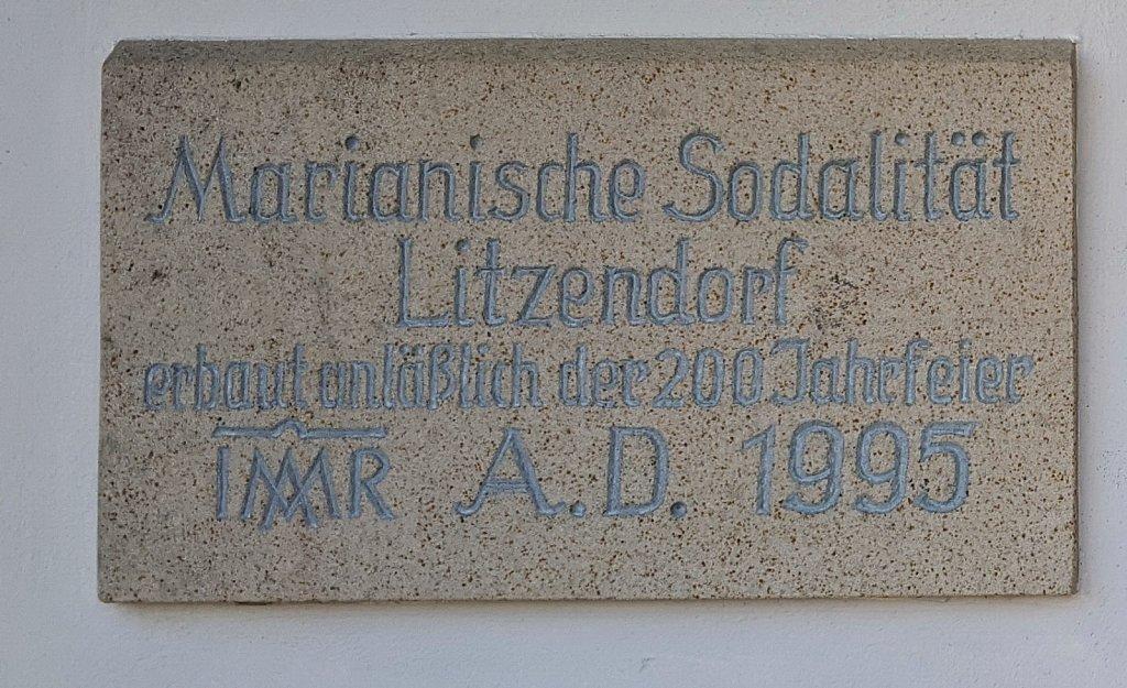 Marianische Sodalität in Litzendorf