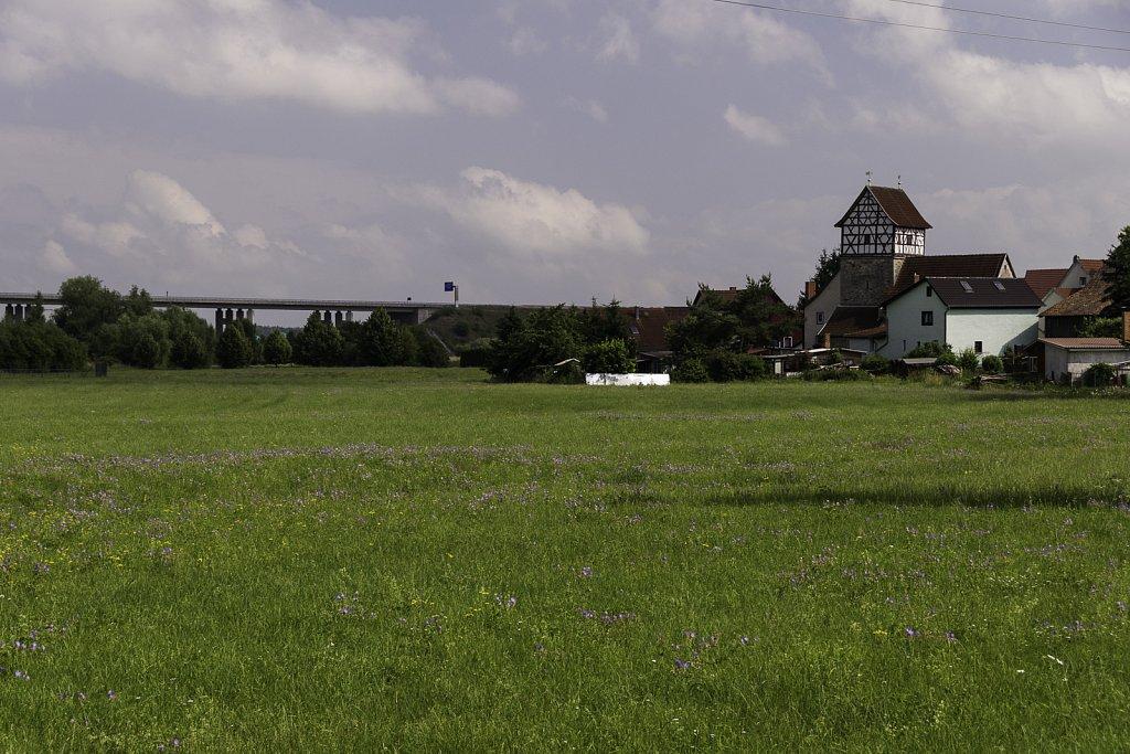 Rentwertshausen: Kirche St. Maria Margaretha