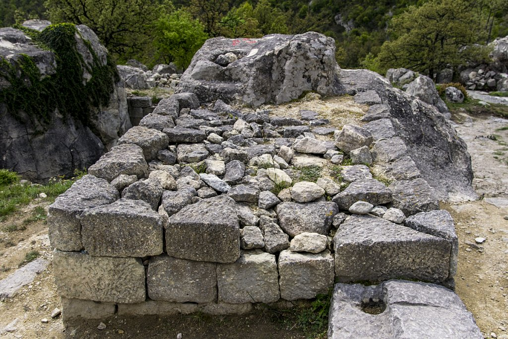 Thrakien, Perperikon