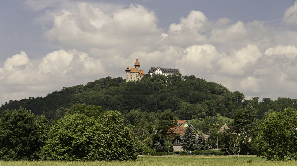 Die Veste Heldburg
